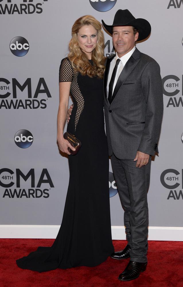 Jessica Craig và Clay Walker