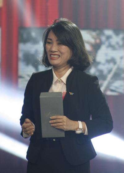 Nhà báo Tạ Bích Loan hiện nay