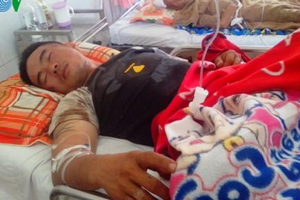 Lái xe gây tai nạn tại Đăk Lăk có sử dụng ma túy