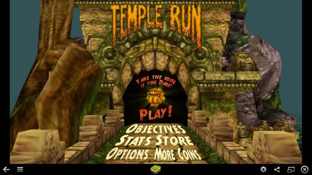 Temple Run được bình chọn là một trong những trò chơi thành công nhất trên Android