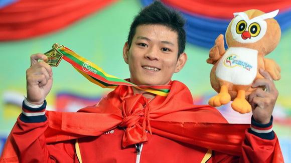 Tại ASIAD 1, Thạch Kim Tuấn sẽ mang vinh quang cho thê thao Việt Nam