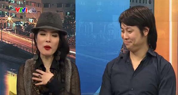 Sự xuất hiện của Thành Vinh khiến bạn diễn của anh Kiều Thanh hết sức bất ngờ.