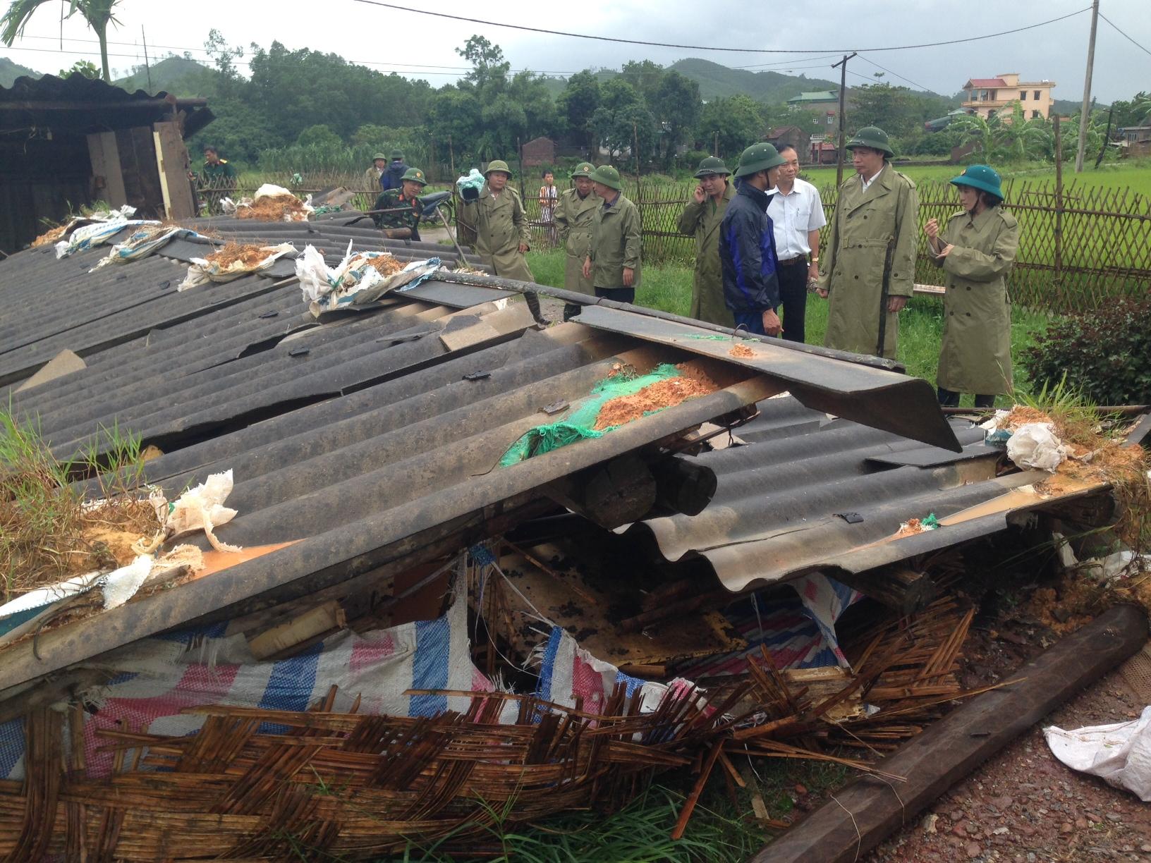Đến ngày 18/9, bão số 3 khiến 10 người thiệt mạng