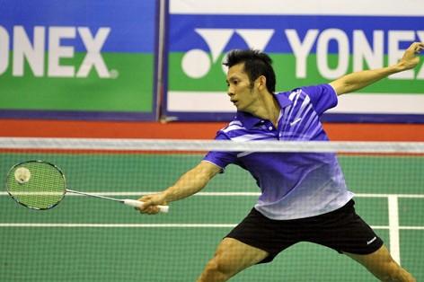 Nguyễn Tiến Minh dễ dàng lọt vào vòng bán kết Việt Nam Open 2014