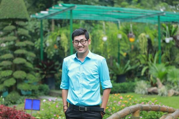 Thí sinh Trần Vĩnh Trọng