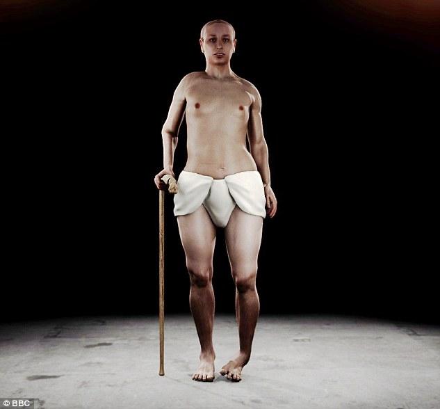 Hình ảnh chân của vua Tutankhamun là một hệ quả của hôn nhân cận huyết.
