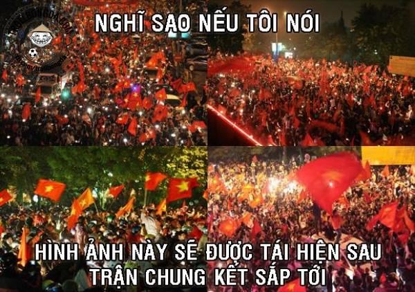 Việt Nam đang mong mỏi lại có một đêm không ngủ cùng bóng đá.