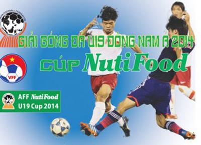 Giải U19 Đông Nam Á sẽ có hai trận đấu vào chiều nay ngày07/09