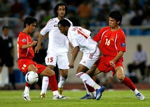 U23 UAE có thành tích đối đầu nhỉnh hơn so với U23 Việt Nam