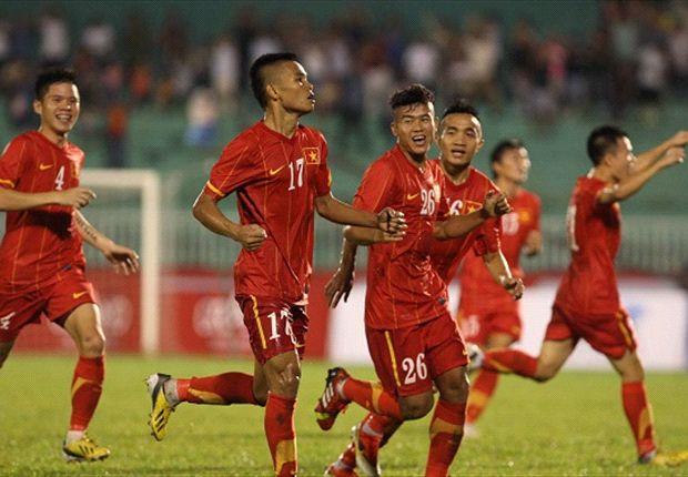 U23 Việt Nam đang có phong độ tốt