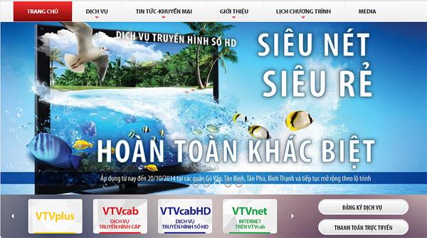 Dịch vụ VTVCab