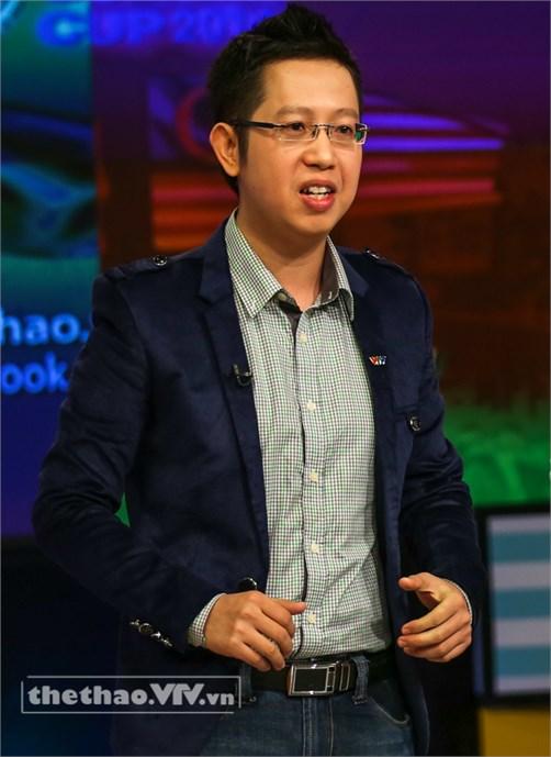 BLV Việt Khuê tự tin vào một chiến thắng cho đội tuyển Việt Nam