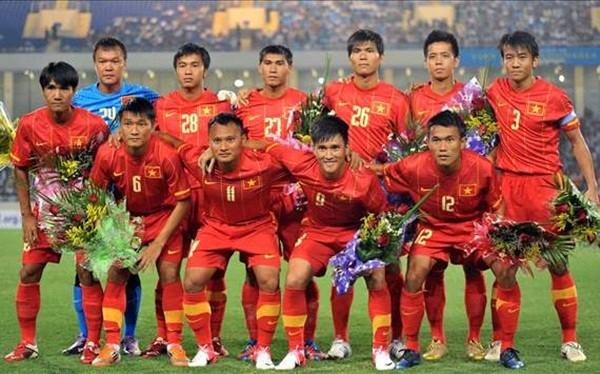 Đội tuyển Việt Nam xếp thứ 142 thế giới