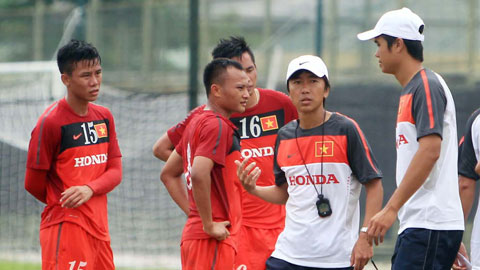 HLV Toshiya Miura sẽ chốt danh sách tham dự AFF Suzuki Cup 2014 sau 2 trận giao hữu tới đây