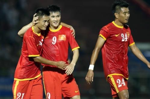 Khán giả  sẽ có dịp theo dõi trực tiếp trận đâú giữa Việt Nam và Hồng Kông (Trung Quốc)