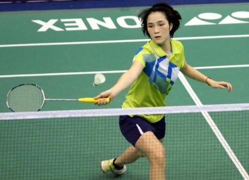 Vũ Thị Trang tạo ra cơn địa chấn tại Việt Nam Open 2014
