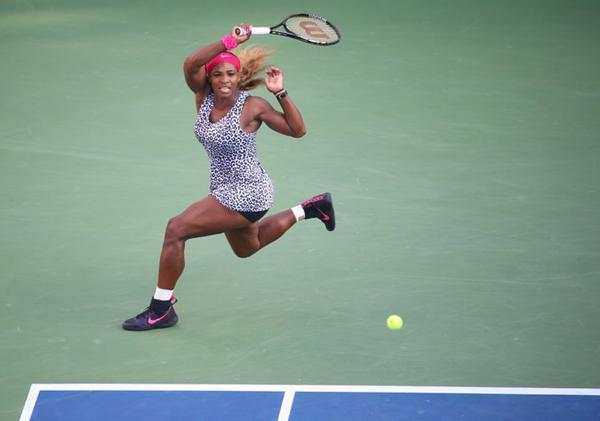 Serena Williams  đã có danh hiệu Grand Slam thứ 18 trong sự nghiệp