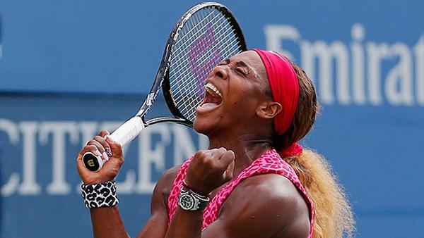Serena Williams, đương kim vô địch US Open 2013