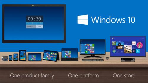 Windows 10 hỗ trợ hầu hết các thiết bị