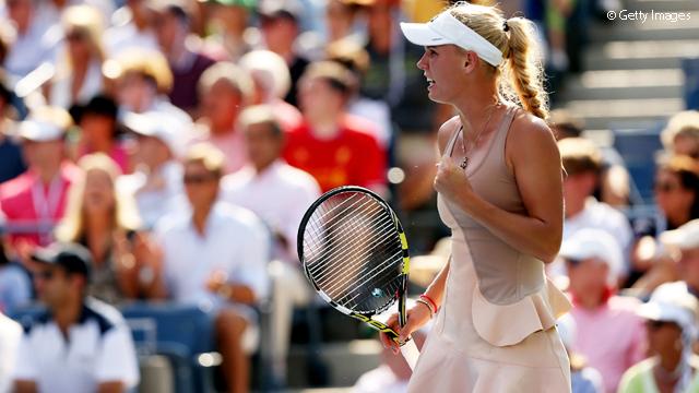 Caroline Wozniacki lần thứ 3 vào chung kết US Open