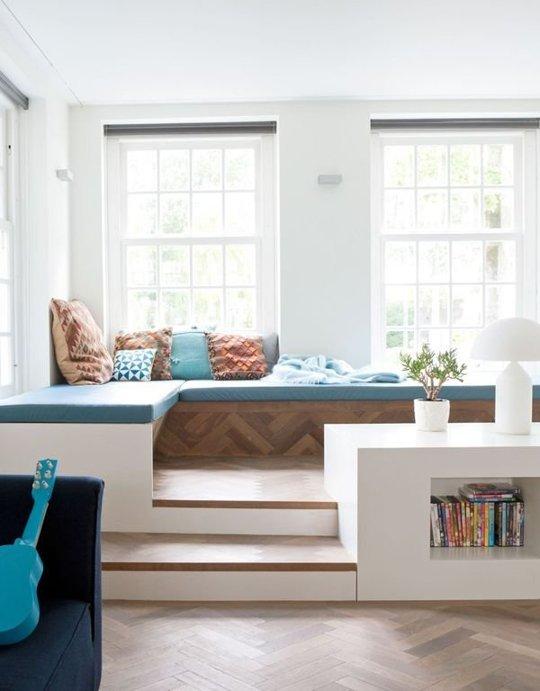 Không gian đặc biệt trong căn nhà bừng sáng nhờ sở hữu nhiều cửa sổ lớn
