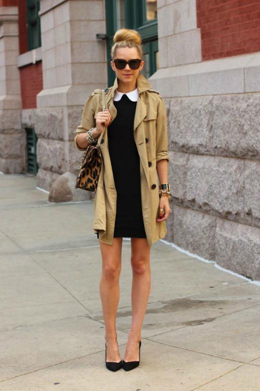 Trench coat với chất liệu kaki có lẽ không còn quá xa lạ với nhiều tín đồ thời trang.