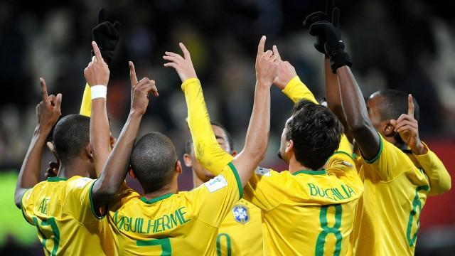 U20 Brazil, ứng viên nặng ký nhất cho chức vô địch U20 thế giới 2015