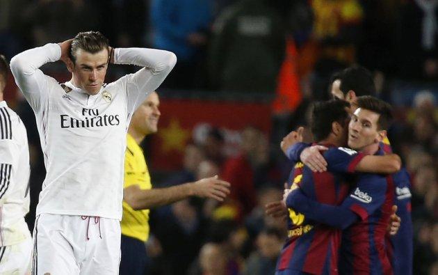 Gareth Bale đã chơi cực tệ tại Camp Nou