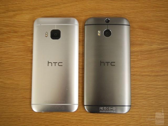 Thiết kế camera sau là điểm khác biệt dễ nhận thấy nhất giữa HTC One M8 và HTC One M9
