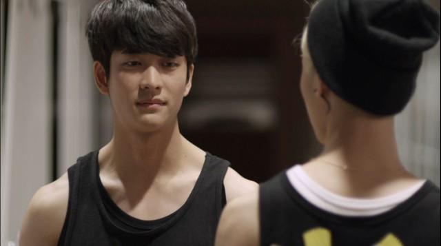 Vẻ đẹp của Kang Tae Oh trong phim
