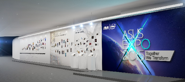 ASUS EXPO 2015 sẽ mở cửa đón khách tham quan trong 2 ngày 19 & 20/09