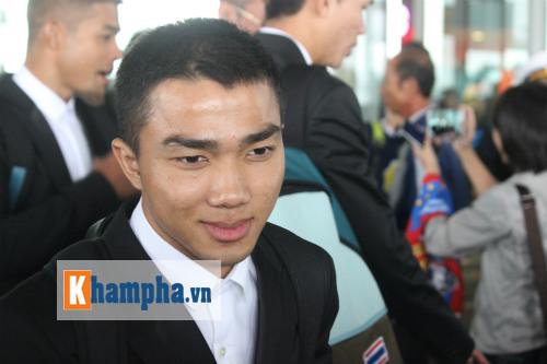 Cầu thủ Chanathip Songkrasin mệnh danh Messi Thái Lan