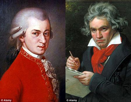 Một lọn tóc của nhà soạn nhạc Mozart có giá 332 triệu đồng