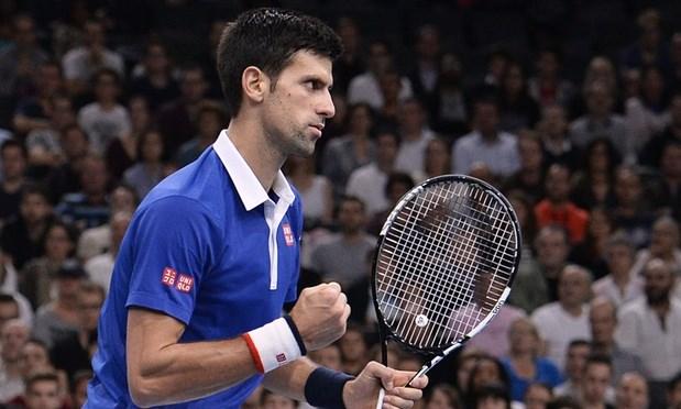 Trong năm qua, Djokovic đã giành đến 10 danh hiệu