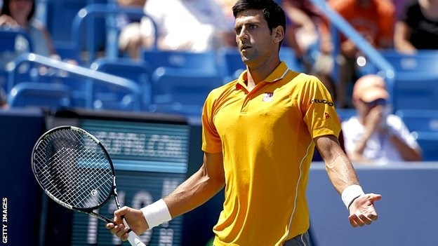 Djokovic đã có chiến thắng rất vất vả trước Goffin