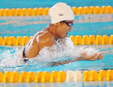 Ánh Viên là niềm hy vọng số 1 của thể thao Việt Nam trong năm 2015