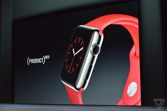 Apple Watch phiên bản Product Red
