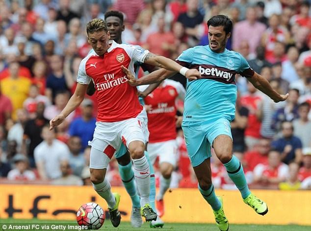 Arsenal thường khởi đầu không tốt trong các mùa giải gần đây