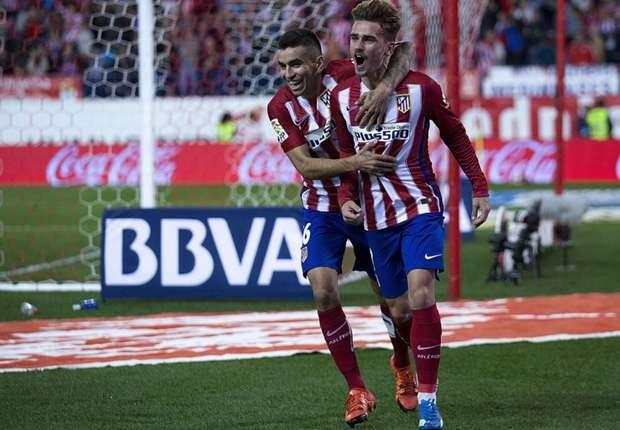 Chiến thắng tối thiểu trước Betis đã giúp Atletico leo ngôi thứ 2 trên BXH La Liga