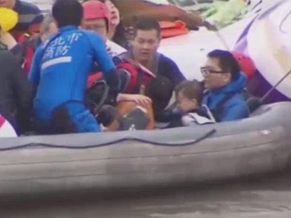 Hình ảnh chụp từ đoạn video. (Ảnh: