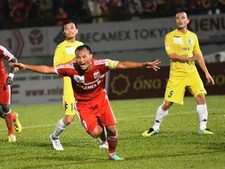 B.Bình Dương và Hà Nội T&T đều là những ứng cử viên vô địch sáng giá của V-League 2015