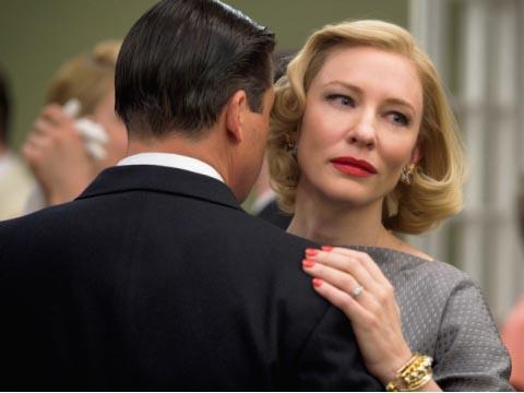 Cảnh trong phim Carol, ứng cử nặng ký cho giải Cành cọ vàng năm nay.
