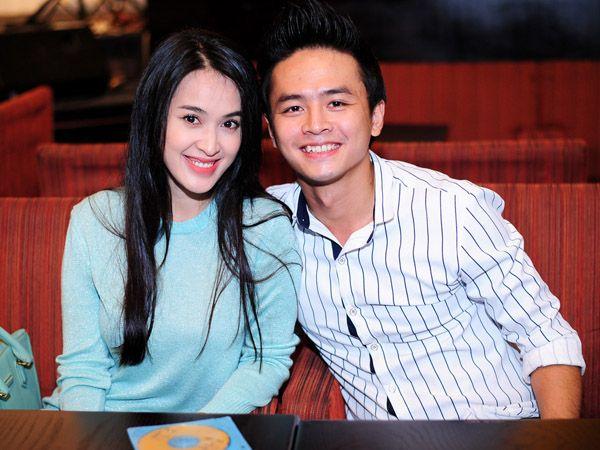 Hình ảnh: Sỹ Thanh hỗ trợ cho cặp bạn thân Tú Vi – Bùi Anh Tuấn số 1