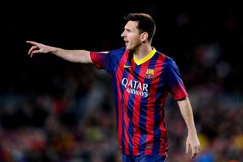 Chu tich Barca tiet lo moi quan he thuc cua Messi voi Enrique hinh anh