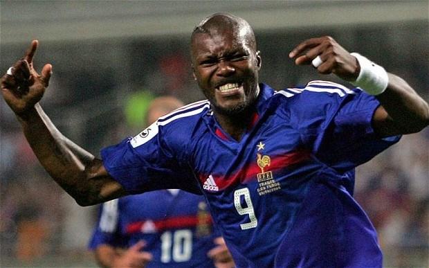 Djibril Cisse đã có 41 lần khoác áo đội tuyển Pháp