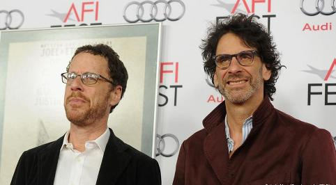 Anh em nhà làm phim Mỹ Joel và Ethan Coen, Chủ tịch Ban giám khảo LHP Cannes năm nay.