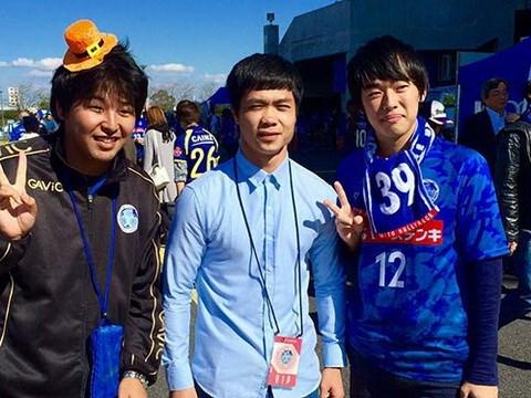 Công Phượng sẽ sang Nhật thi đấu trong thời gian tới