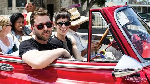 Các nhà sản xuất Hollywood đến tìm hiểu Cuba để chuẩn bị cho các chiến lược phát triển giải trí ở đây.