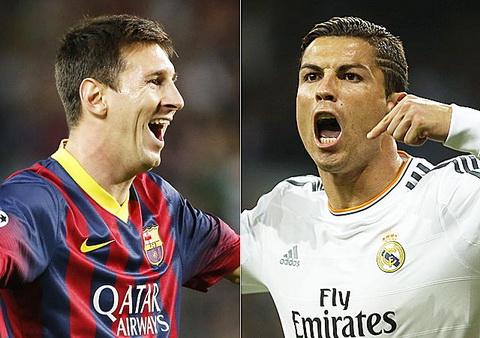 Cuoc dua Pichichi Messi pha hoi nong vao Ronaldo hinh anh