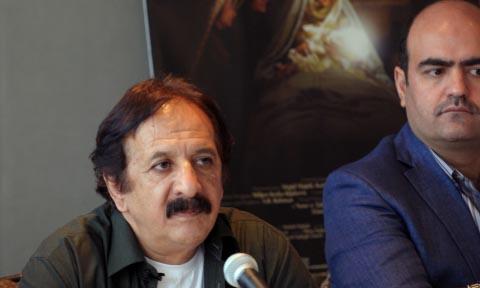 Nhà làm phim Iran Majid Majidi.